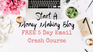 Online Blogging Course or How To Make Money Blogging,