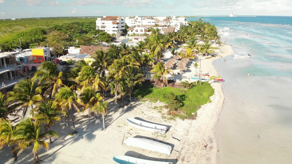 Mahahual Best Beach in Mexico