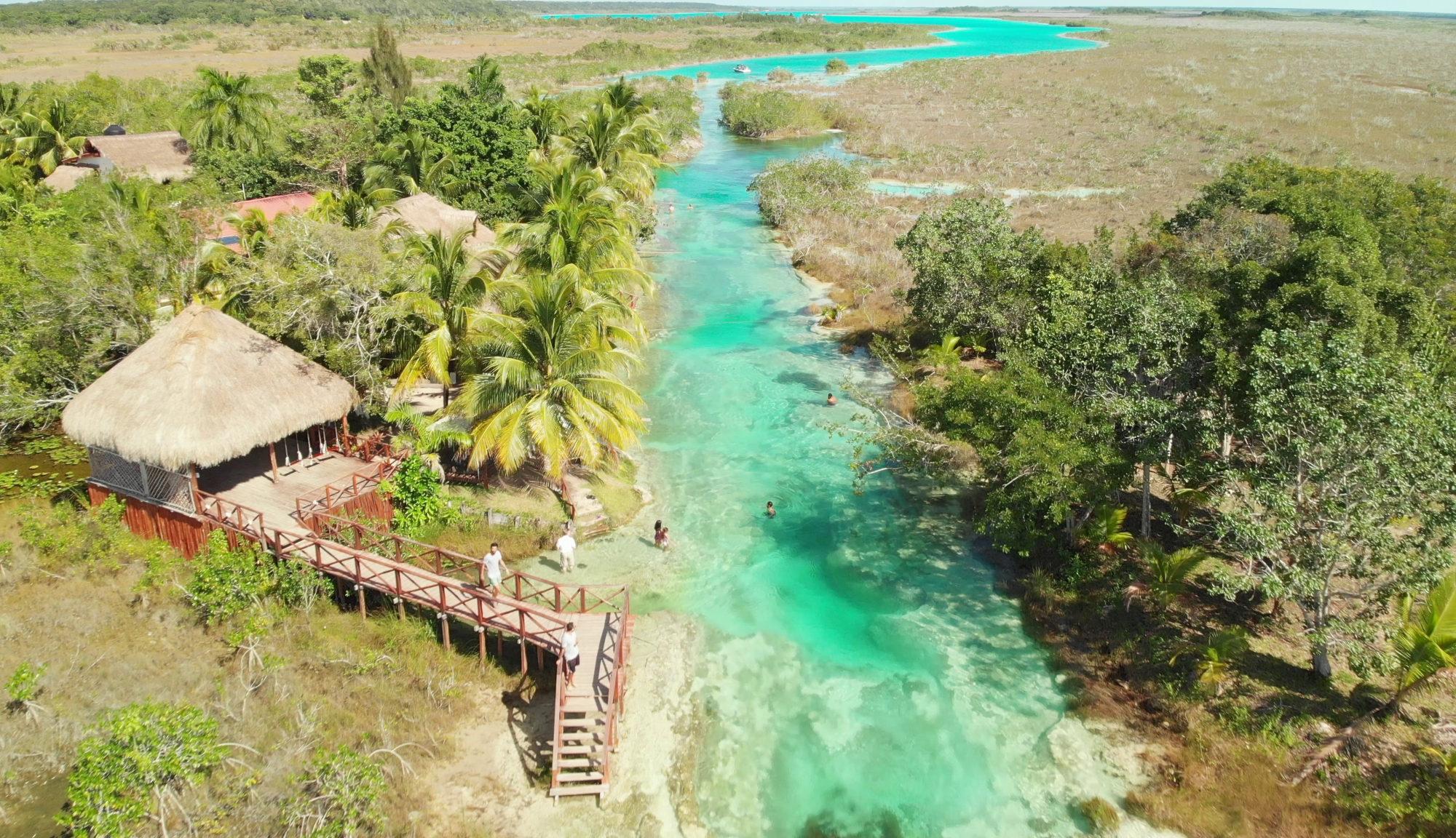 Bacalar Lagoon, Mexico - Most Beautiful Lake On Earth |Lake Bacalar Mexico